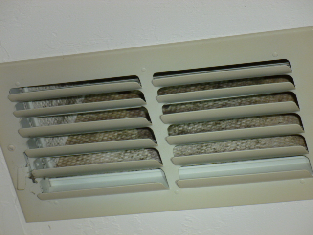 Mold On Ac Vent >> HVAC Mold Problem in Naples